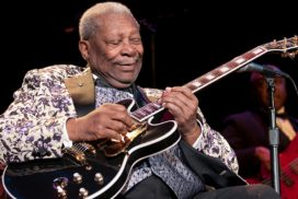 BB King la vita di Riley
